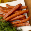 Sausage — Stock Photo #7891484