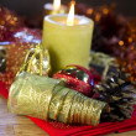 Cristmas decoration — Stock Photo