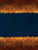 Banner creativo — Vector de stock