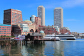 Boston — Foto de Stock