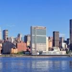 New York City panorama — Stock Photo