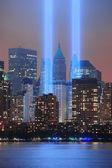 September 11 Tribute — Foto de Stock