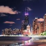 Chicago Lakefront — Zdjęcie stockowe #7916928