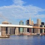 Постер, плакат: New York City Panorama