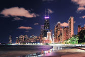 Chicago Lakefront — 图库照片