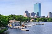 Boston Back bay — Stockfoto