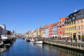 Copenhagen, Denmark — Stock Photo