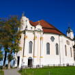 Stock Photo: Pilgrimage Church of Wies