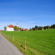 Pilgrimage Church of Wies - Stock Photo
