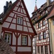 Stock Photo: Old Town of Nuremberg, Germany