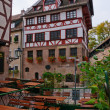 Duerer Haus in Nuremberg, Germany - Stock Photo