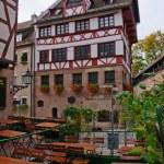 ������, ������: Duerer Haus in Nuremberg Germany