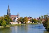 Ulm, Germany — Stock Photo