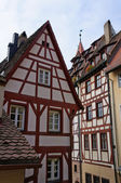 Old Town of Nuremberg, Germany — Stock Photo