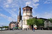 Dusseldorf, Germany — Stock Photo