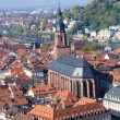 Cityscape of Heidelberg, Germany — Stock Photo