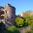 Heidelberg Castle in Germany — Stock Photo