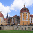 Castle Moritzburg — Stock Photo