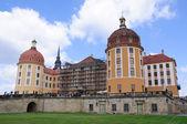 Castle Moritzburg — Stock Photo