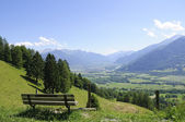 Maienfeld, Switzerland — Stock Photo