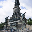 Niederwalddenkmal in Ruedesheim, Germany — Stockfoto