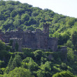 Burg Reichenstein - Stock Photo