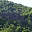 Burg Reichenstein — Stock Photo
