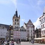 Постер, плакат: Main Market Place in Trier Germany