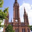 Marktkirche in Wiesbaden, Germany — Stock Photo #7671882