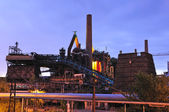 Voelklingen Ironworks in Germany — Stock Photo