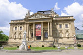Hessian State Theater in Wiesbaden, Germany — Stock Photo
