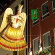 Angel at the christmas market of Nuremberg in Germany - Stockfoto