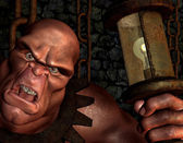 Dungeon Keeper — Stock Photo