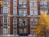 Berlin apartments, real estate — Stock Photo