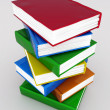 Books bindings and Literature — Stock Photo #7577046