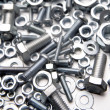 Nuts and bolts — Foto de stock #7459340