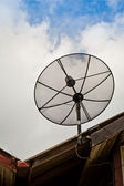 Satellite dish — Stockfoto