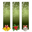 Stock Vector: Christmas Banners. Vector Illustration.
