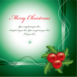 Christmas Background. Vector Illustration. - Stockvectorbeeld