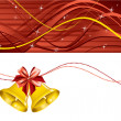 Christmas Background. Vector Illustration. - Vettoriali Stock