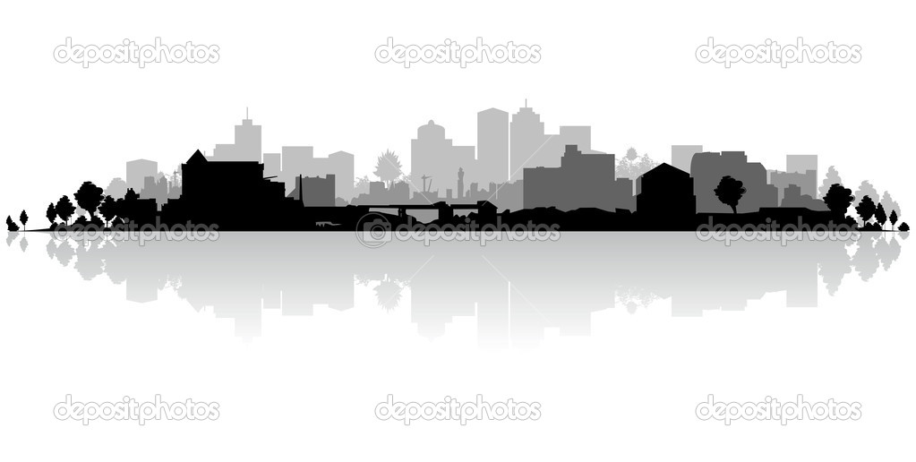 Abstract cityscape background — Stock Vector #7569899