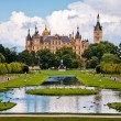 Germany Castle Schwerin — Stock Photo #6875184