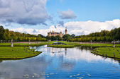 Germany Castle Schwerin — Stock Photo