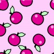 Apple background - Imagens vectoriais em stock