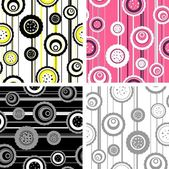 Art repetition — Stock Vector