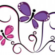 Pretty Butterflies — Stock Vector #7122246