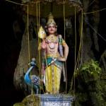 Batu caves świątyni, kuala lumpur — Zdjęcie stockowe #6870165