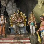 Batu caves tempel, kuala lumpur — Stockfoto