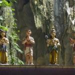 Batu caves temple, Kuala Lumpur — Stock Photo #6870172