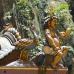 Batu caves świątyni, kuala lumpur — Zdjęcie stockowe #6870177